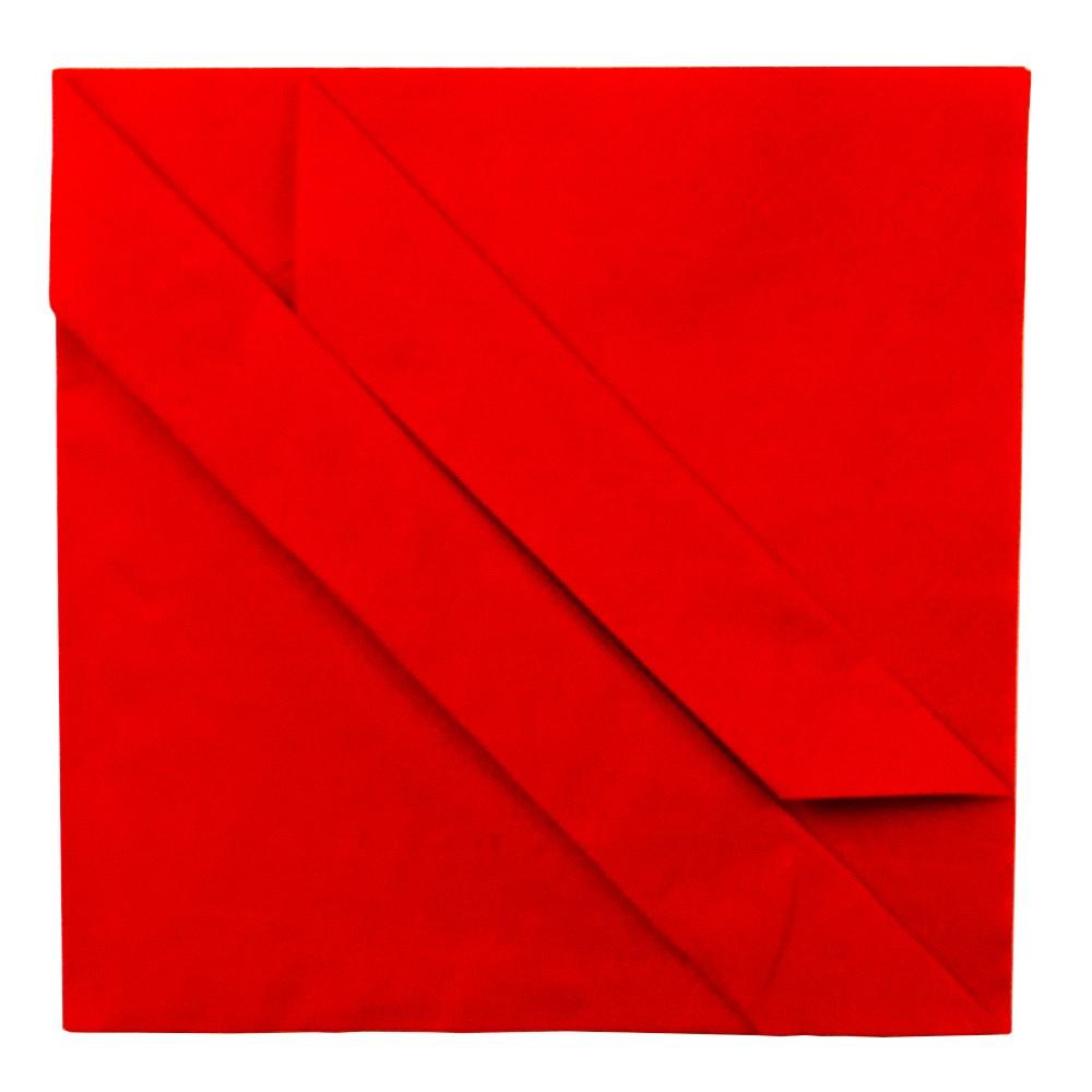 Bestecktasche Falten servietten deko bestecktasche falten einfache 9 schritte anleitung