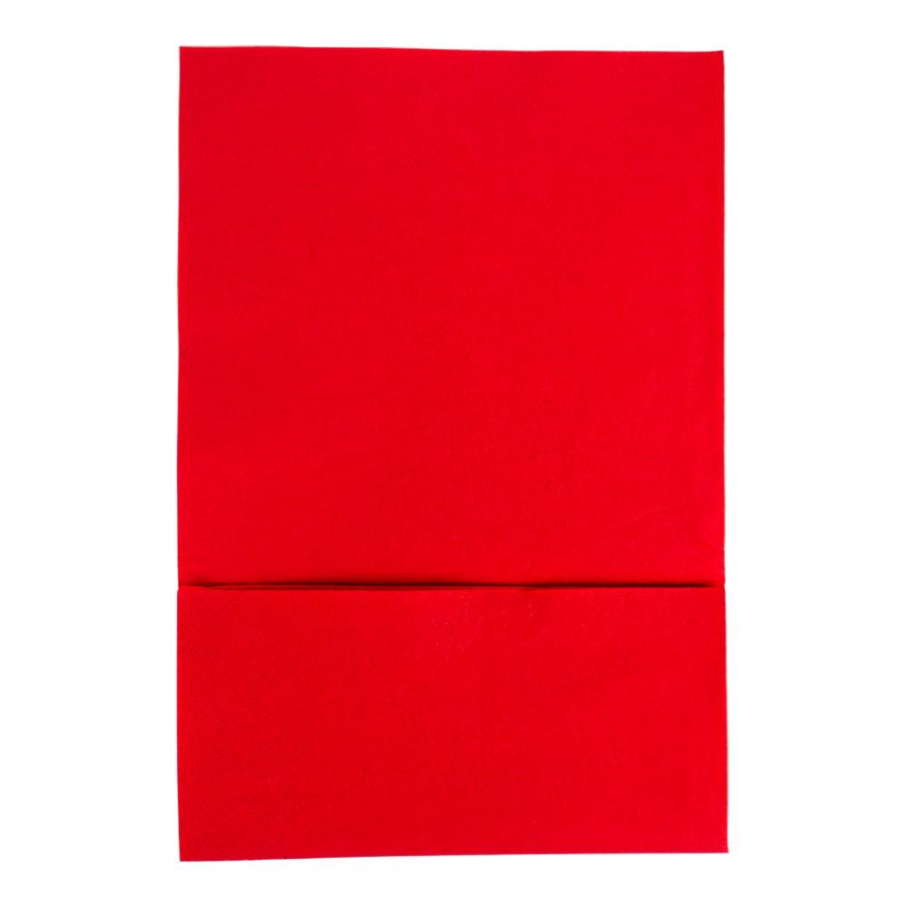 Briefumschlag falten - Schritt 2