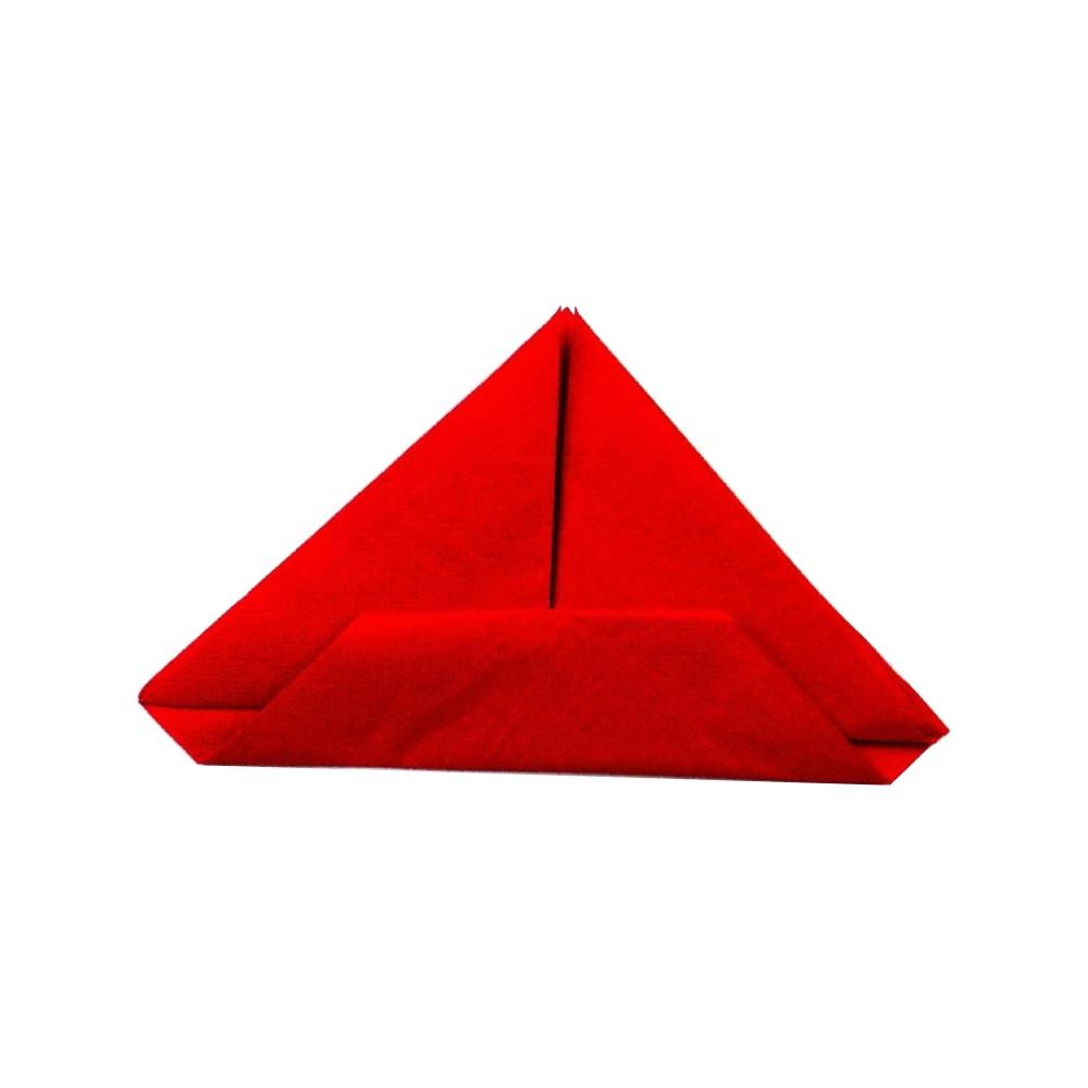 Lilie basteln, servietten falten, flttechnik servietten, servietten falten einfach, einfach basteln, serviette falten, lilie anleitung, origami