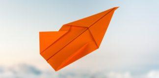 papierflieger anleitung, papierflugzeug basteln, flugzeug bauen, flugzeug basteln, anleitung papierflieger einfach