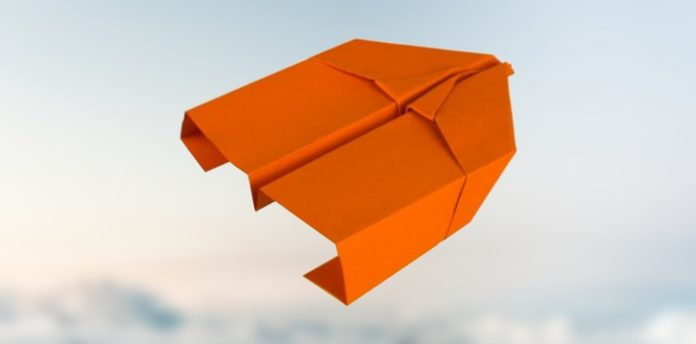 papierflieger basteln, einfach basteln, papierflieger falten, anleitung papierflugzeug, die besten papierflieger