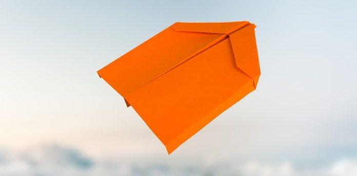 papierflieger gleiter, papierflugzeug, papierflieger anleitung, papierflieger basteln, einfache papierflieger
