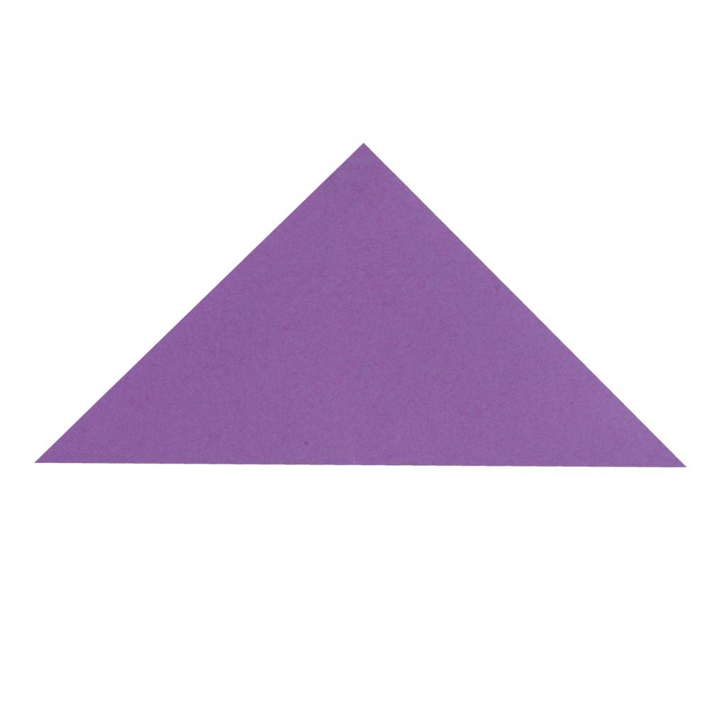 Origami Blume Schritt 2