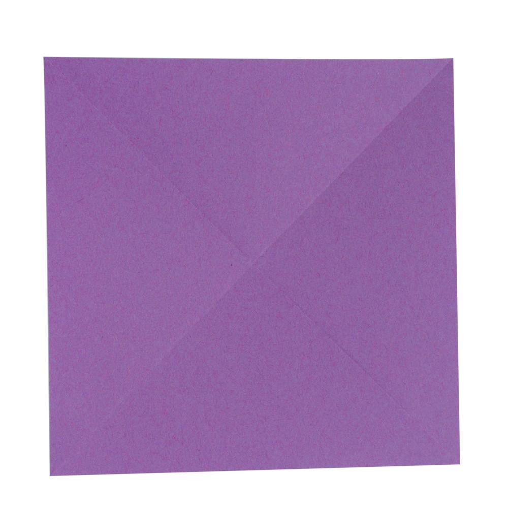 Origami Blume Schritt 3