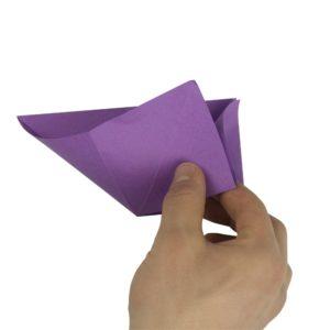 Schachtel mit Spitzen - Schritt 7