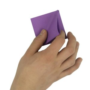 Origami Blume Schritt 10