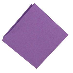 Origami Blume Schritt 12