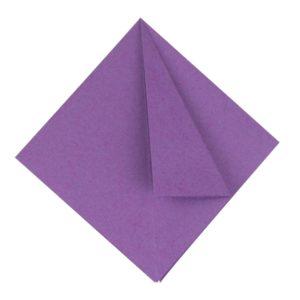 Origami Blume Schritt 13