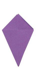 Origami Blume Schritt 20