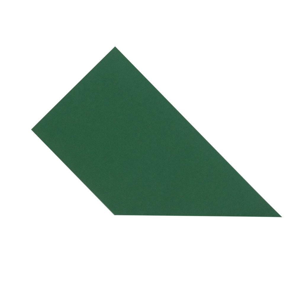 Dreiecksschachtel Schritt 2