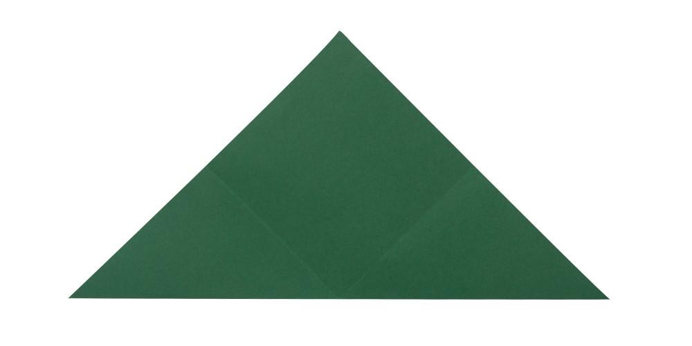 Dreiecksschachtel Schritt 3