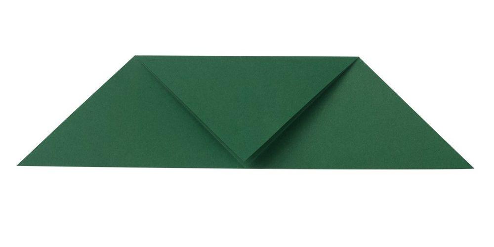 Dreiecksschachtel Schritt 4