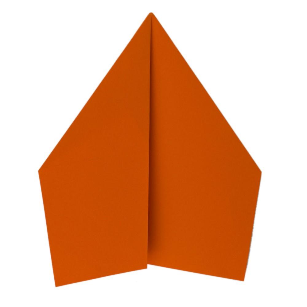 Weltrekord Papierflieger - Schritt 11