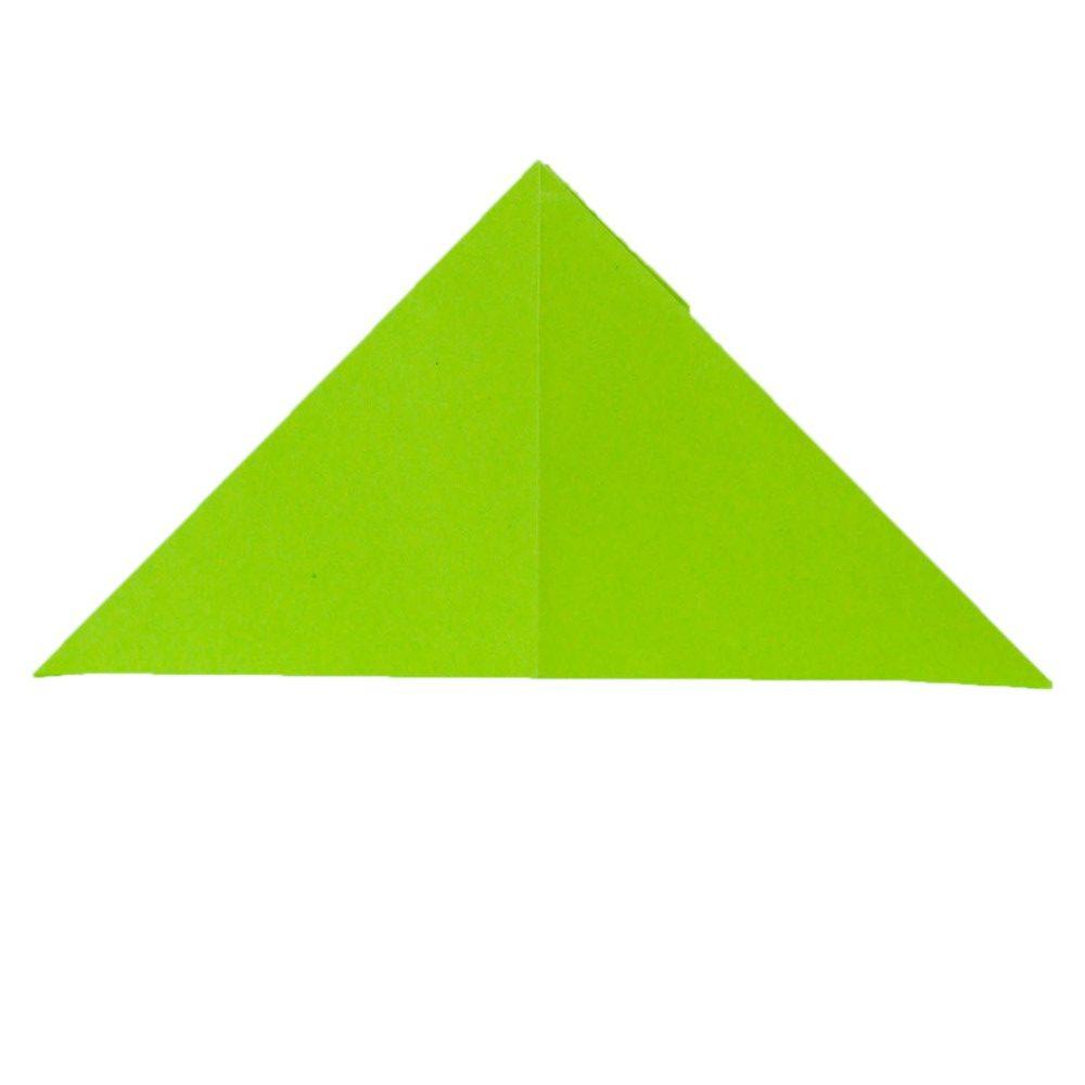 Frosch falten - Schritt 12