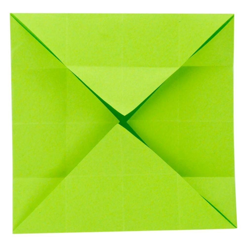 Schachtel falten Schritt 10