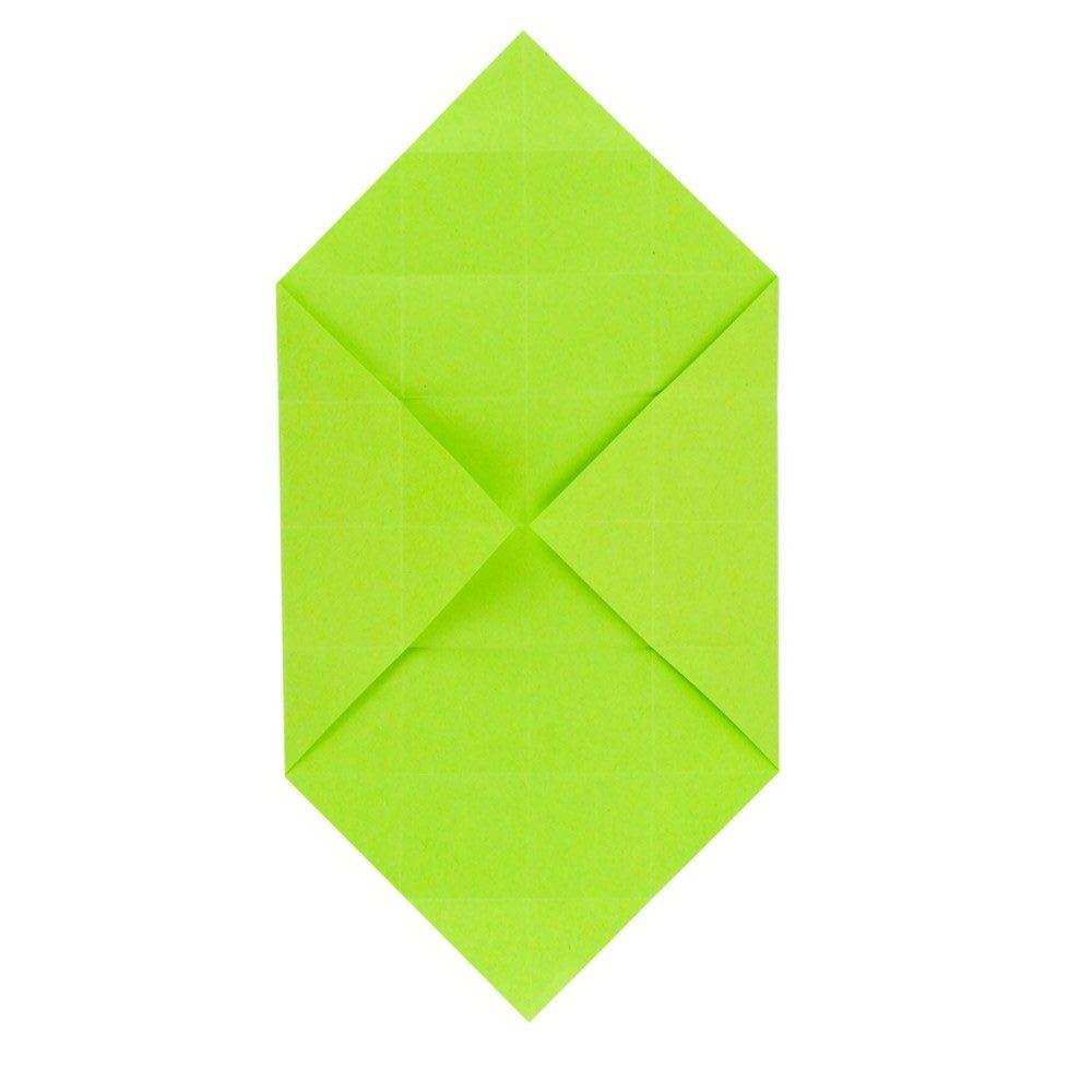 Schachtel falten Schritt 11