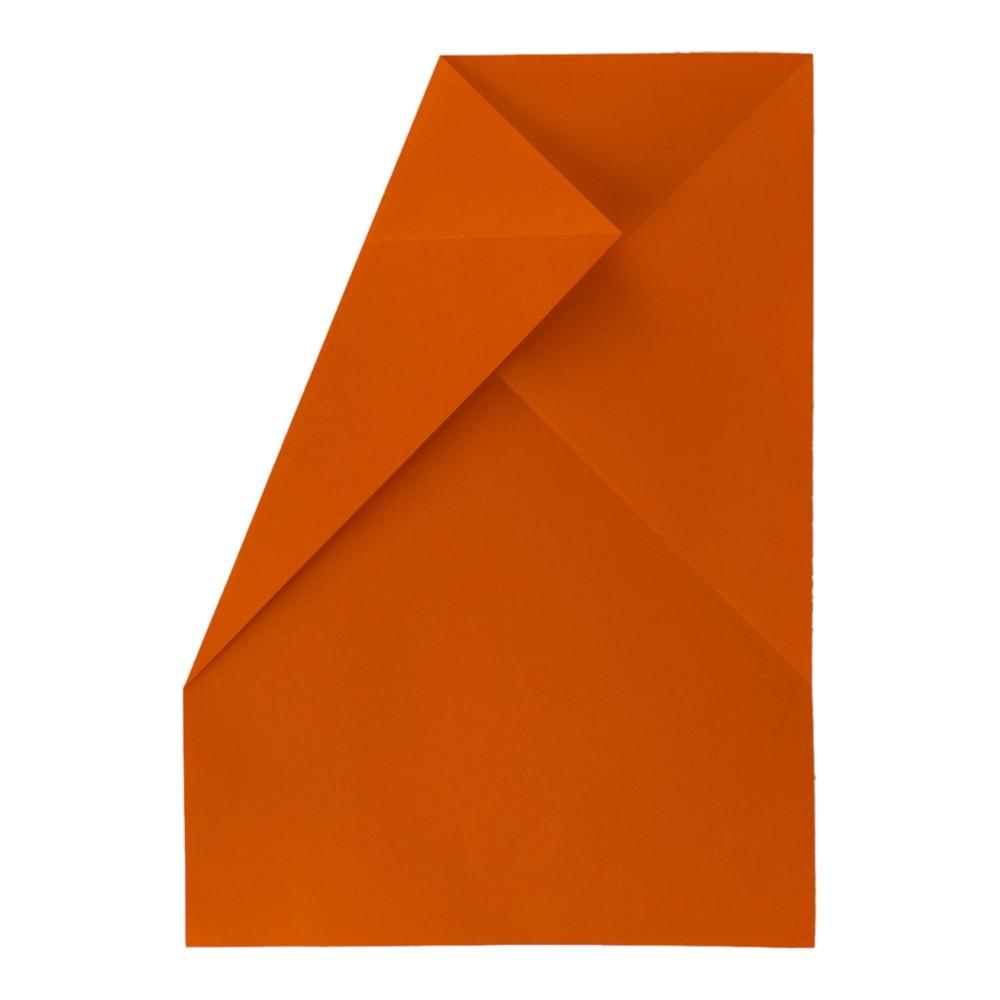 Weltrekord Papierflieger - Schritt 4