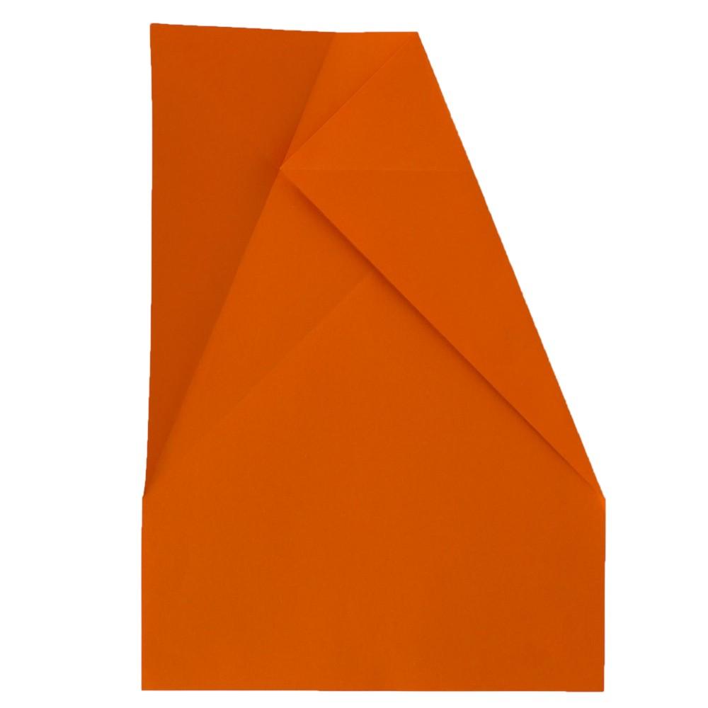 Weltrekord Papierflieger - Schritt 5