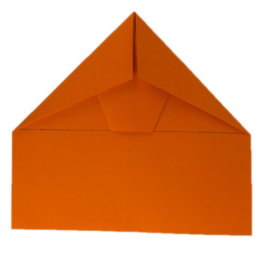Weltrekord Papierflieger - Schritt 9