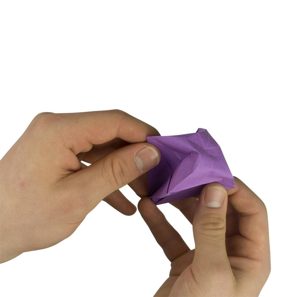 Schachtel mit Spitzen - Schritt 24