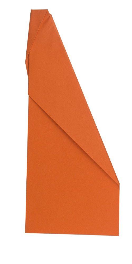 Papierflugzeug Gleiter - Schritt 9