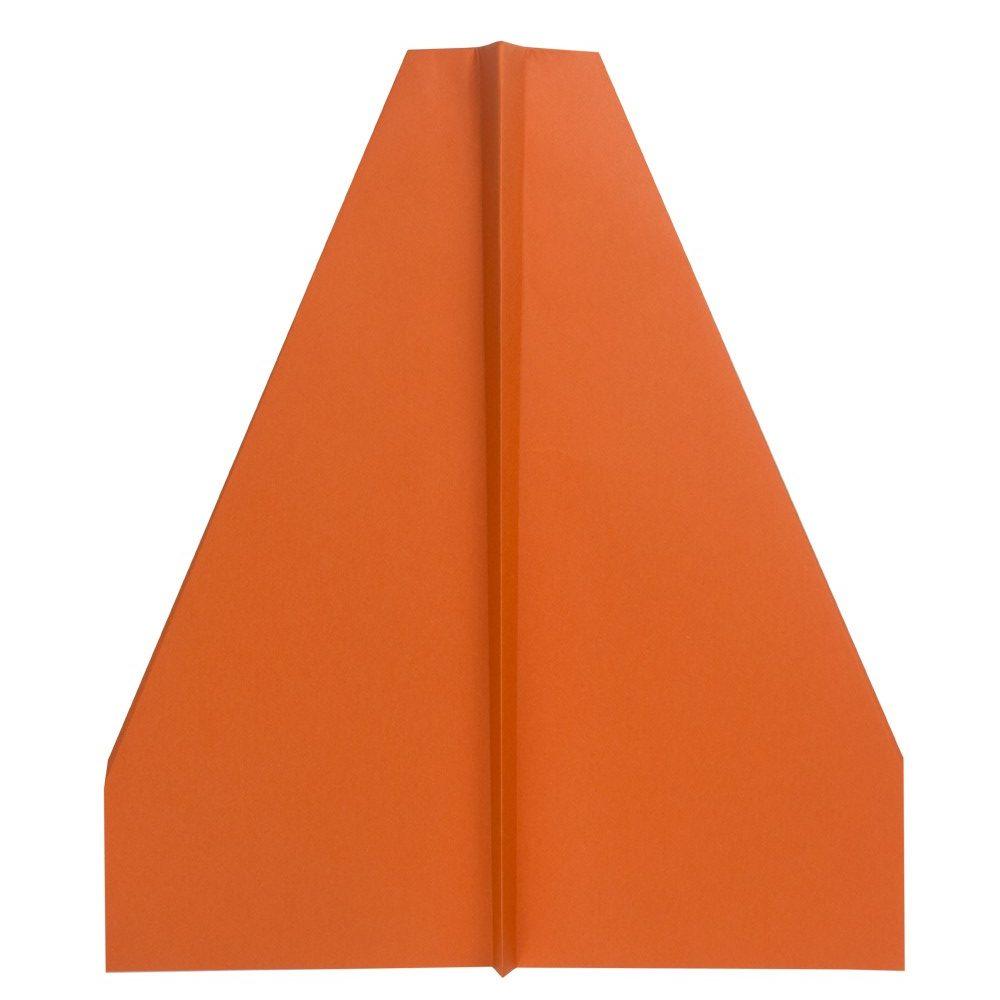 Papierflugzeug Gleiter - Schritt 10