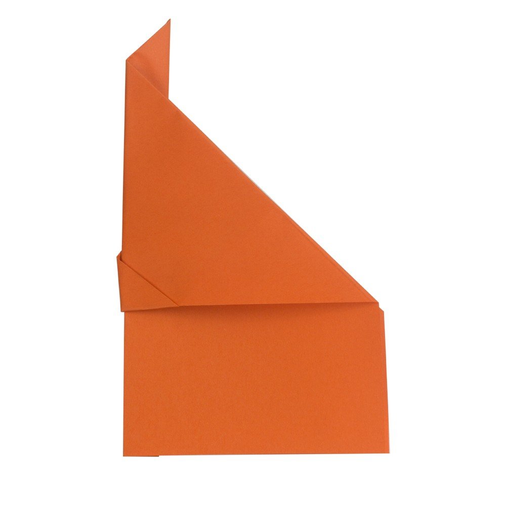 Papierflieger Taube - Schritt 8