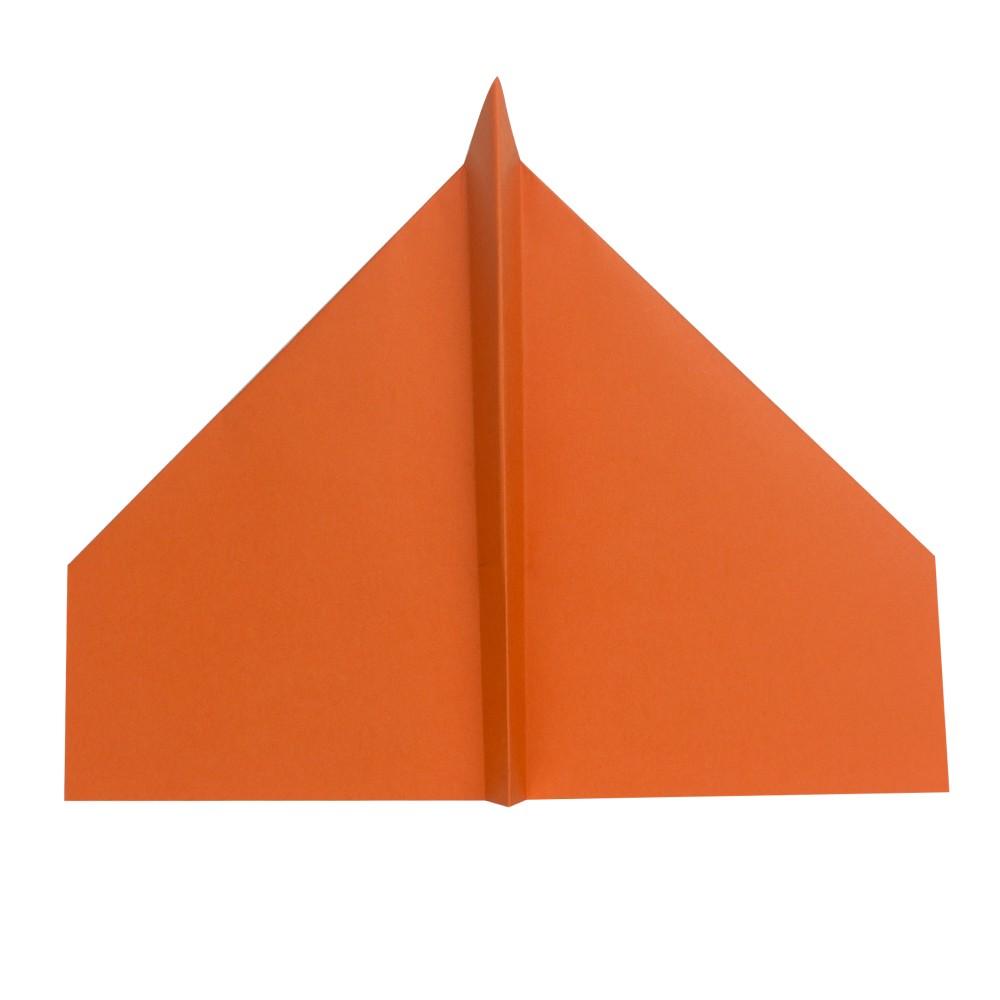 Papierflieger Taube - Schritt 9