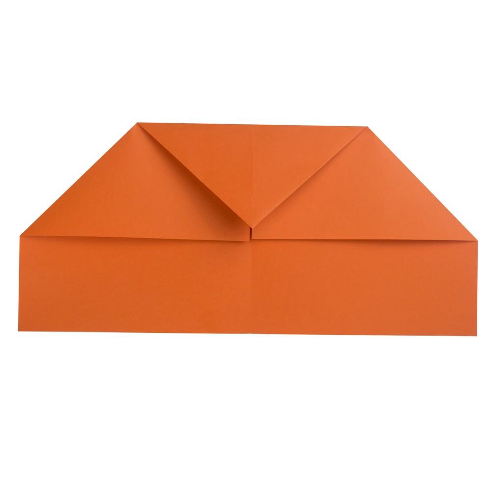 B2 Tarnkappenflieger Papierflieger - Schritt 3