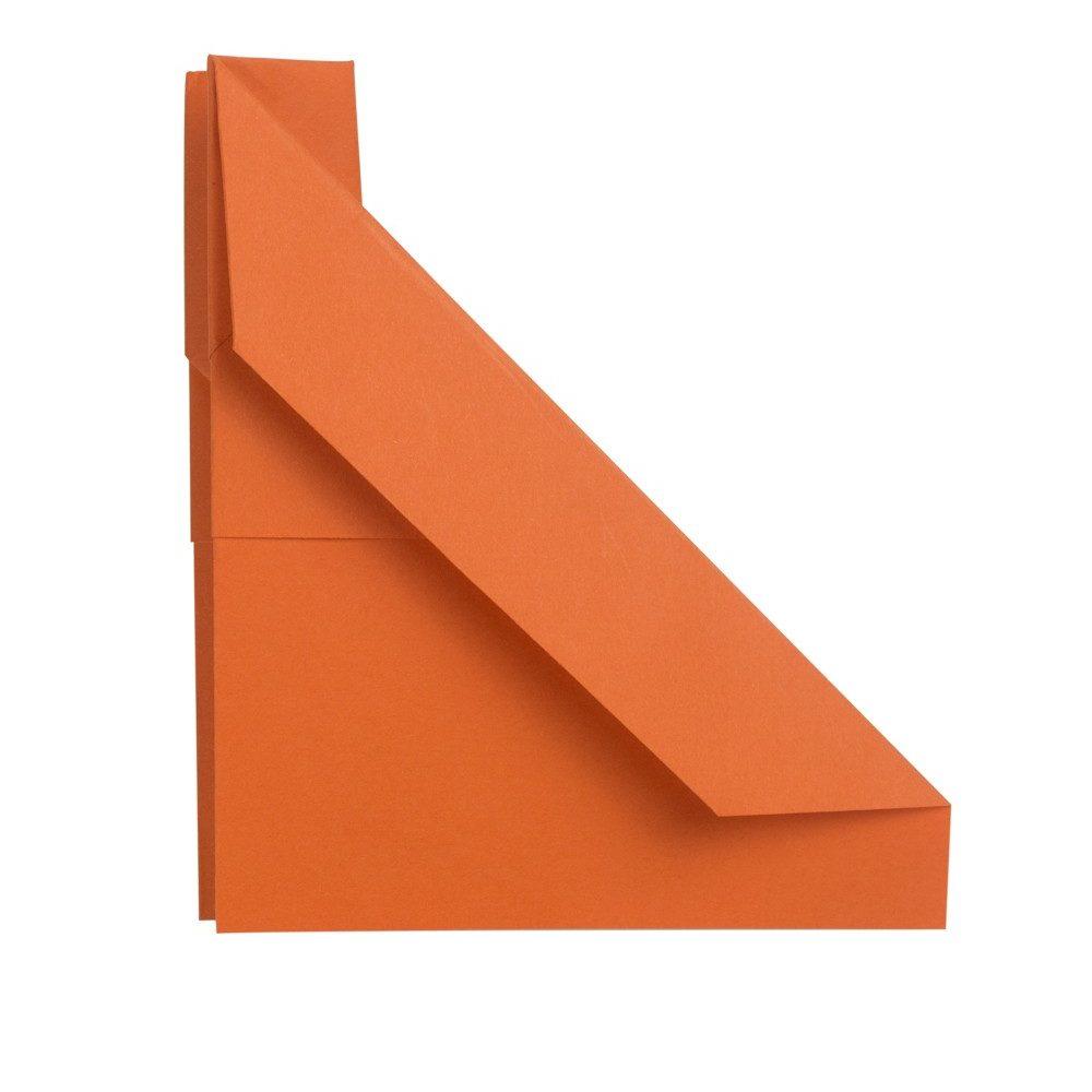 B2 Tarnkappenflieger Papierflieger - Schritt 7