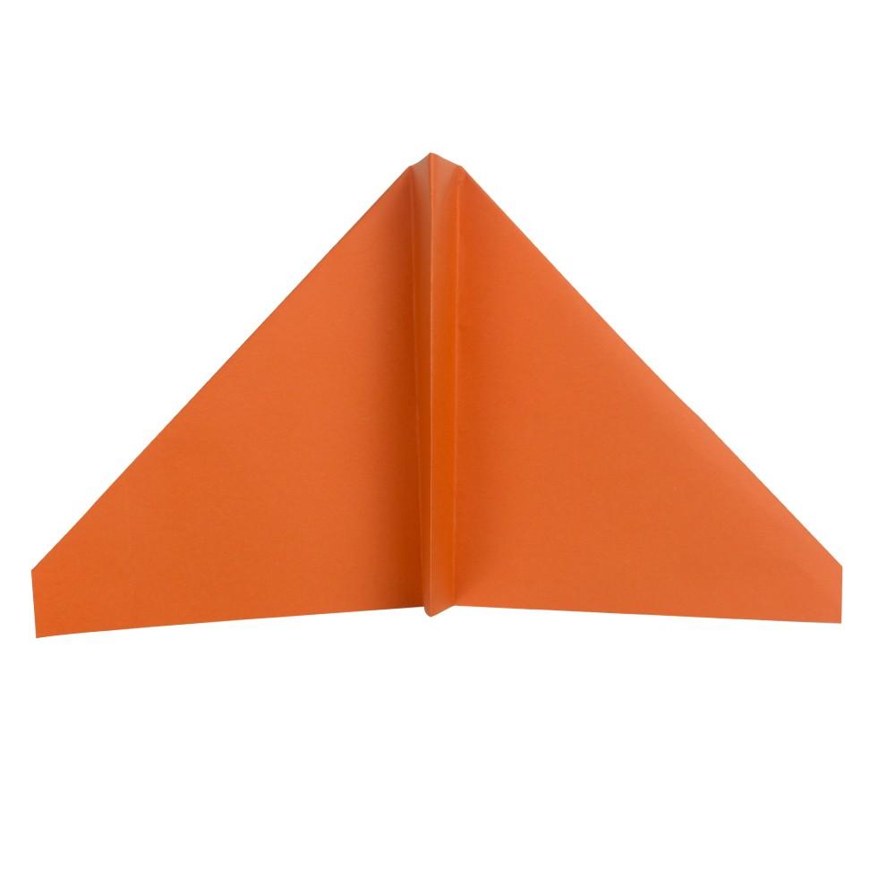 B2 Tarnkappenflieger Papierflieger - Schritt 8