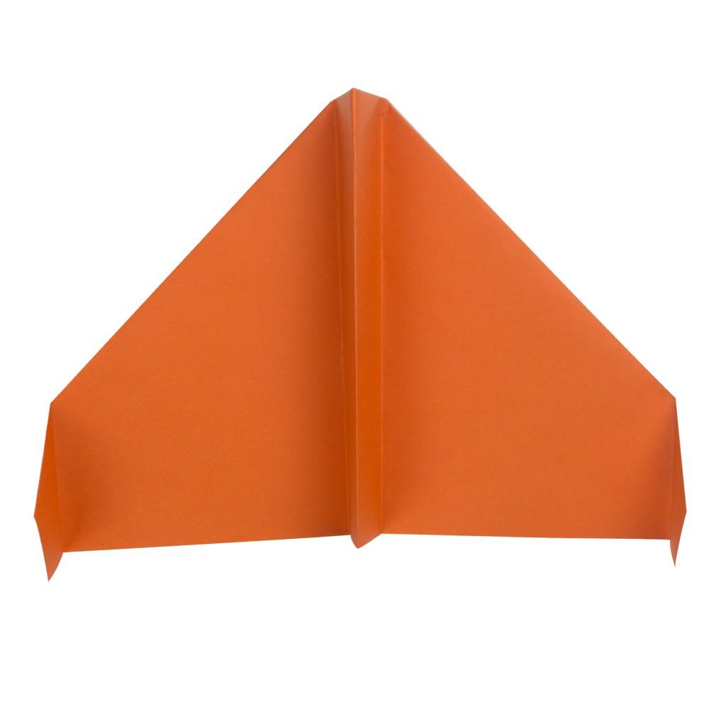 B2 Tarnkappenflieger Papierflieger - Schritt 9
