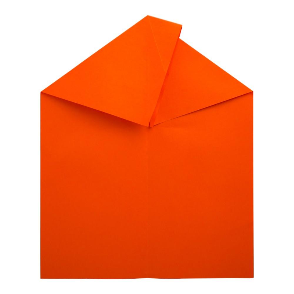 Papierflugzeug Wizard - Schritt 10