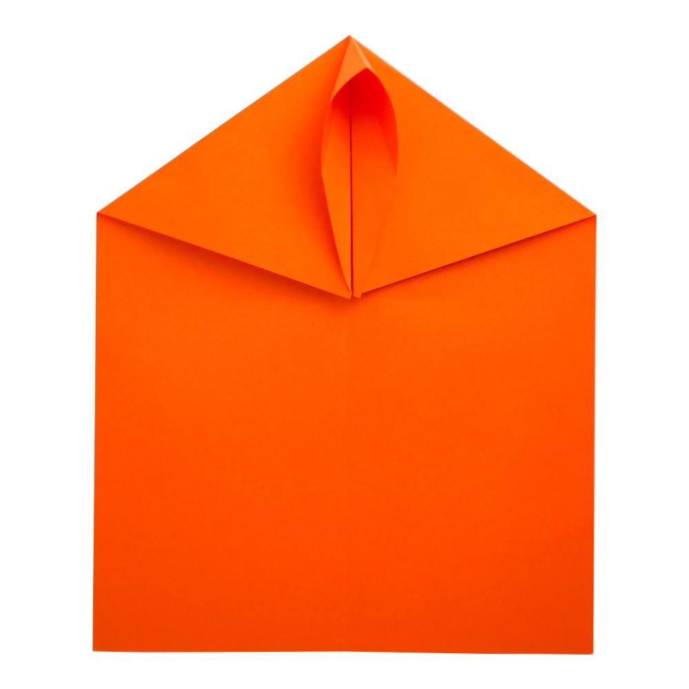 Papierflugzeug Wizard - Schritt 11