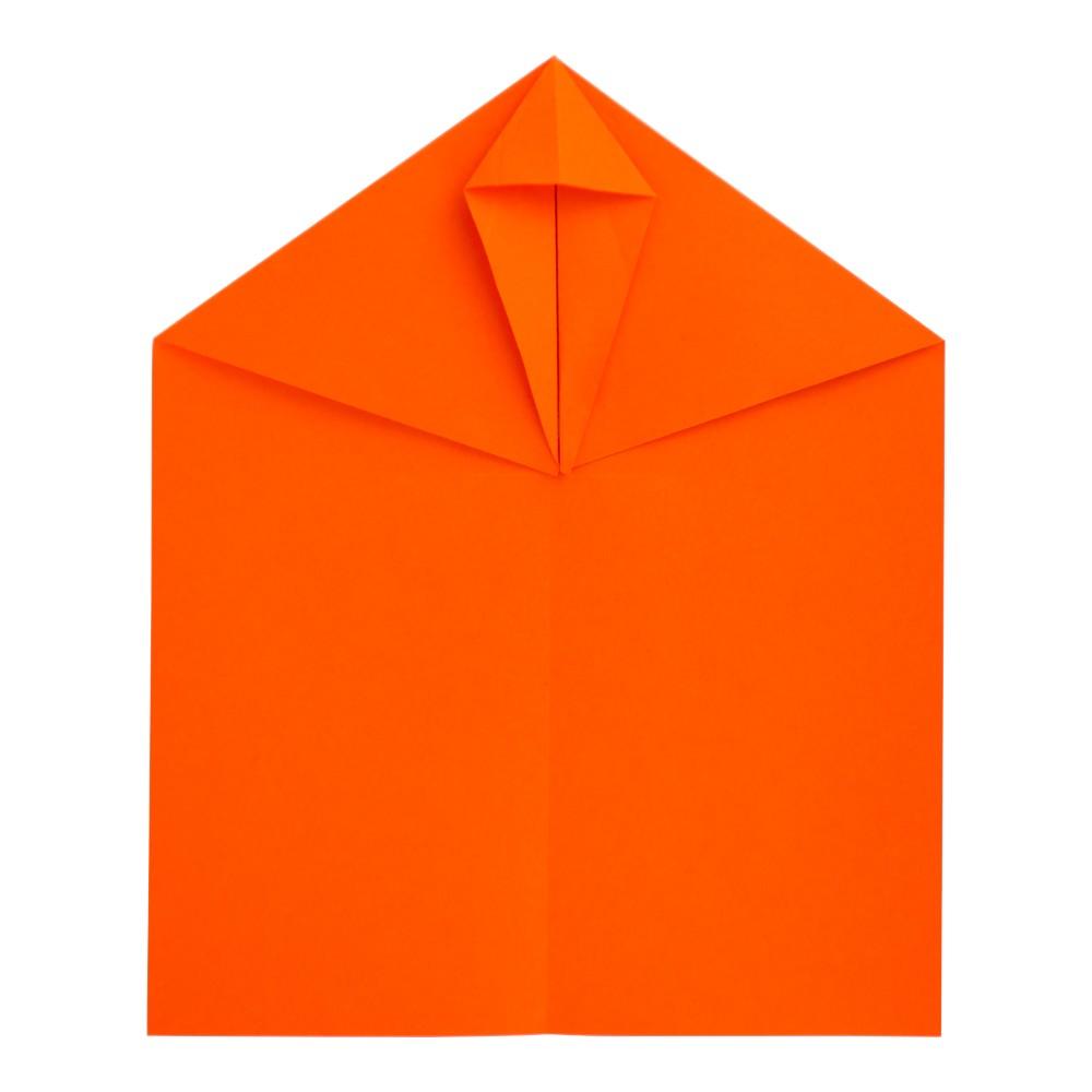 Papierflugzeug Wizard - Schritt 12