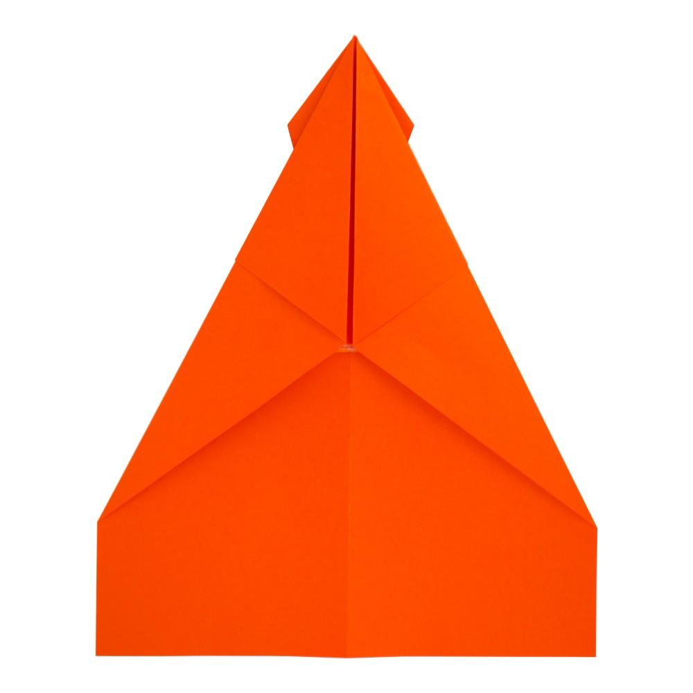 Papierflugzeug Wizard - Schritt 15