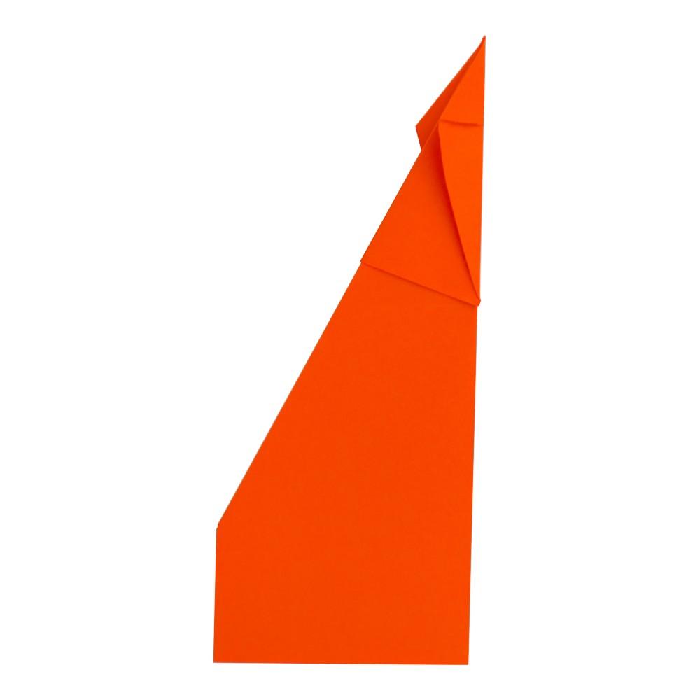 Papierflugzeug Wizard - Schritt 16