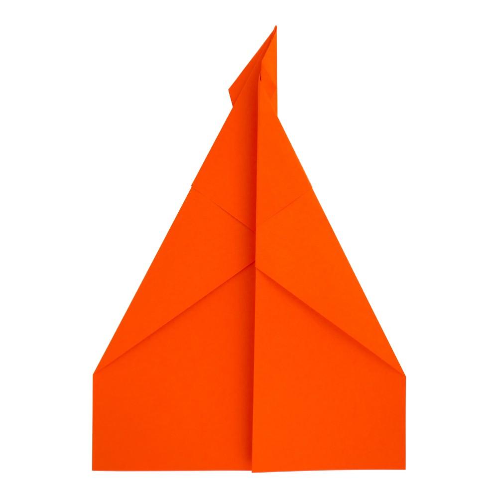 Papierflugzeug Wizard - Schritt 17