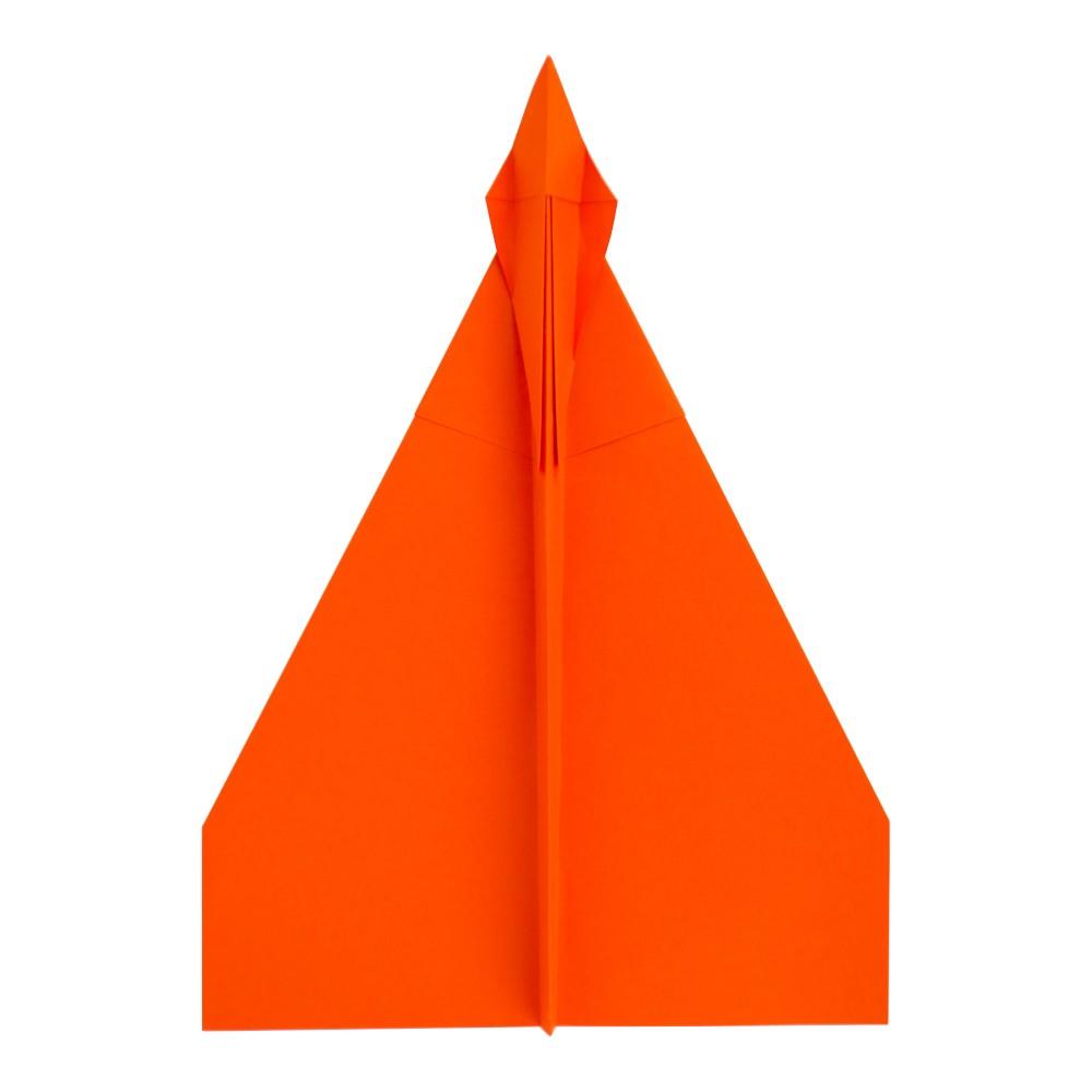 Papierflugzeug Wizard - Schritt 19