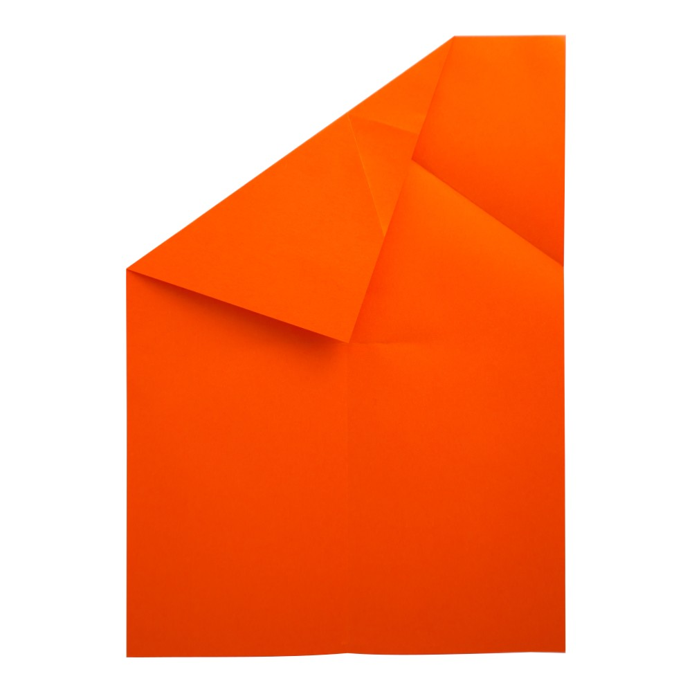 Papierflugzeug Wizard - Schritt 6