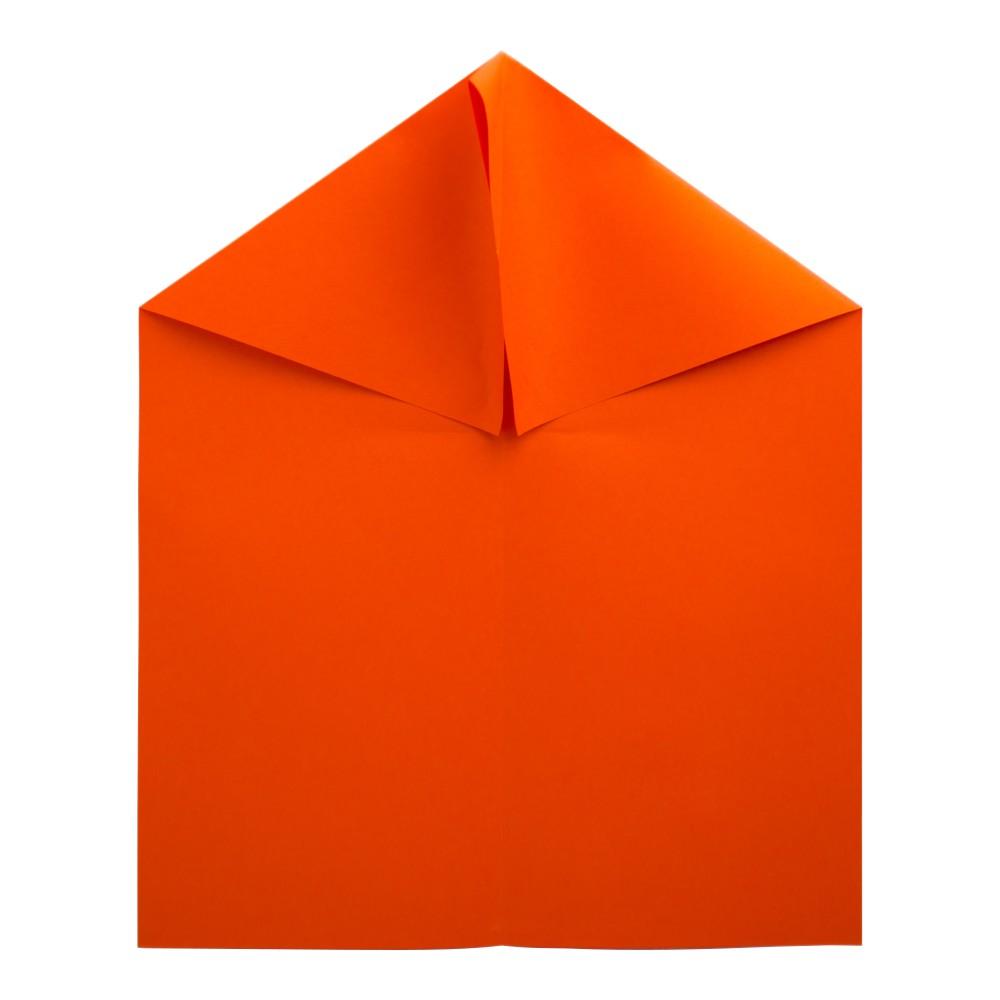 Papierflugzeug Wizard - Schritt 8