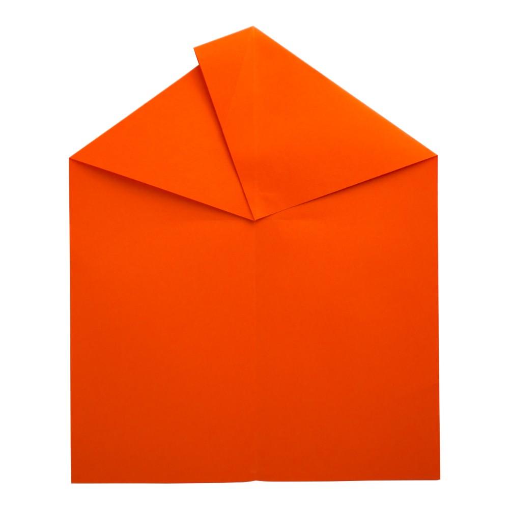 Papierflugzeug Wizard - Schritt 9