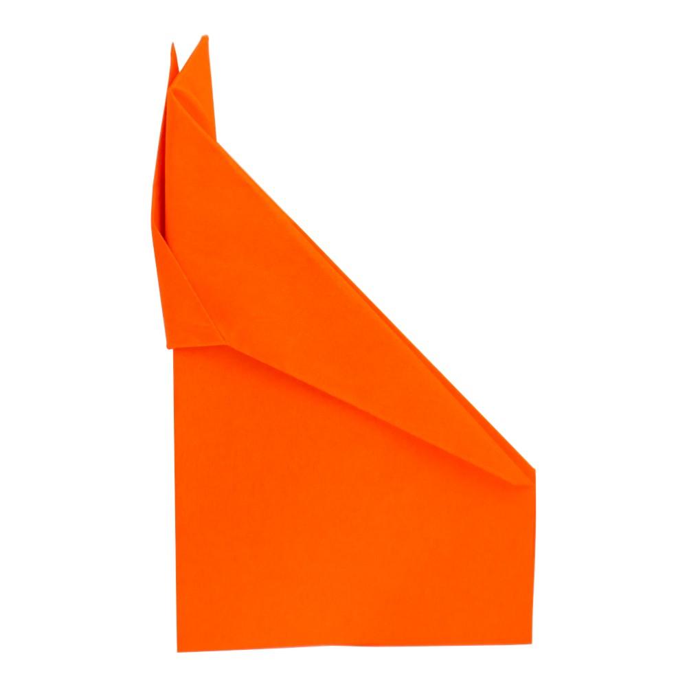 Papierflieger Falke - Schritt 11