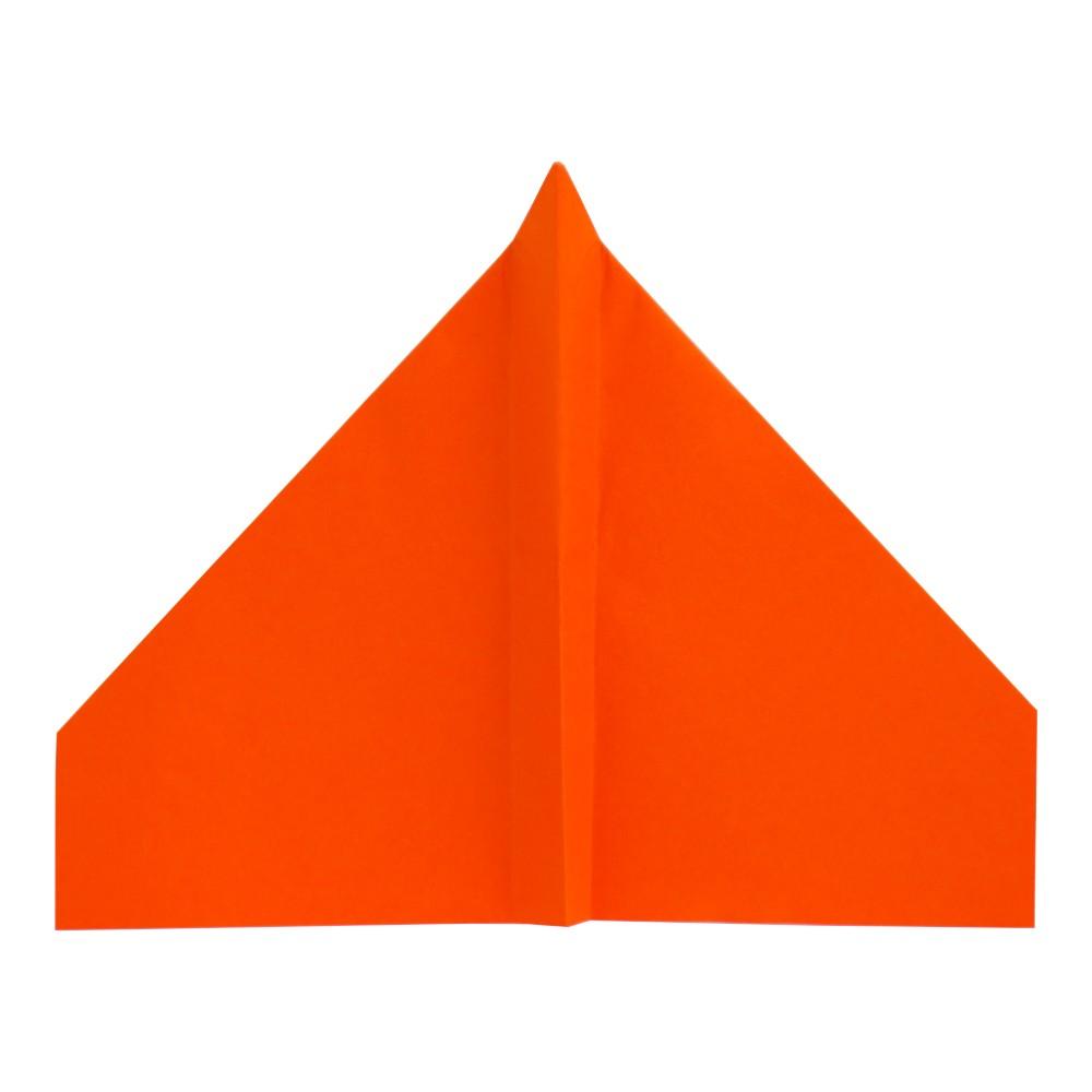 Papierflieger Falke - Schritt 12