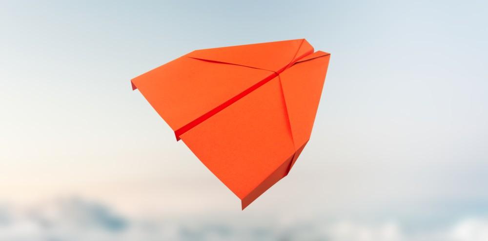 Origami Boot basteln mit Kindern - Einfaches Origami Segelboot ... | 494x1000