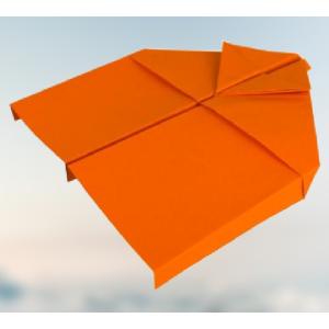Gleiter 2.1 - Papierflieger falten ★ Der Perfekte Langstreckenflieger!