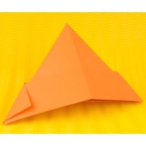 Papierhut falten - Hut basteln mit Kindern