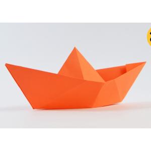 Papierschiff falten - Jetzt Schnell und einfach ein Papierboot falten!
