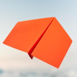 Weltrekord Papierflieger basteln 🚀 6 Schritte zum besten Papierflugzeug!