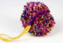 Pompon basteln | Bommel selber machen Thumbnail
